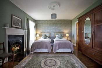 Bedroom 2 Kirklandbank Farmhouse