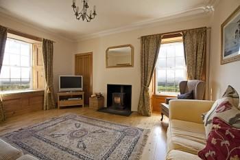 Sitting Room Kirklandbank Farmhouse
