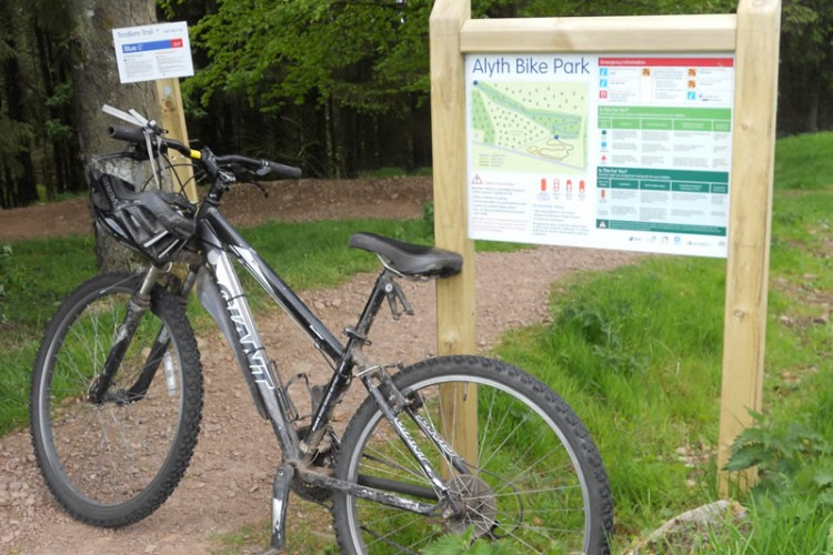 Alyth Bike Park