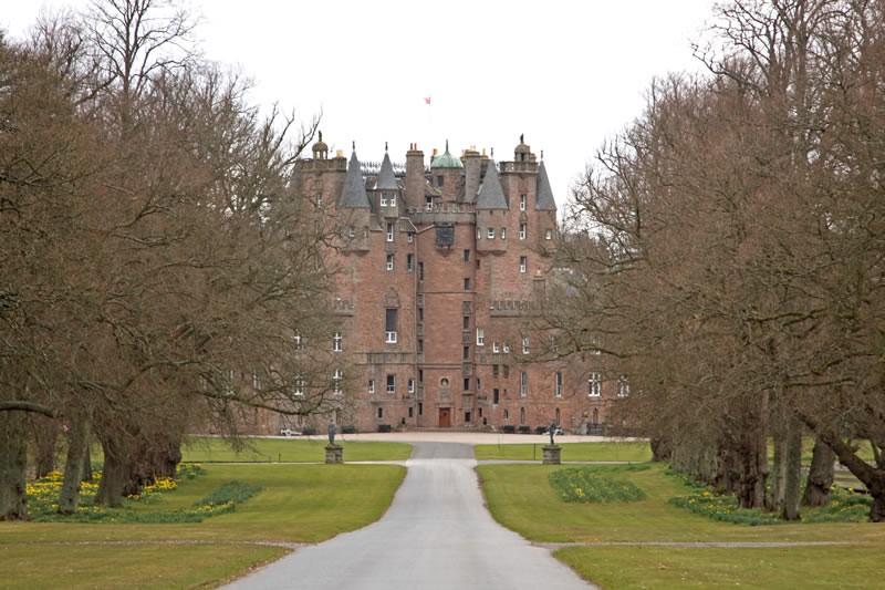 Glamis Castle Angus